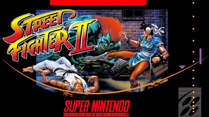 Canzone Street Fighter