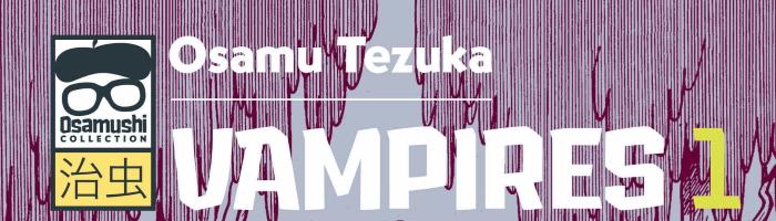 Vampires manga horror