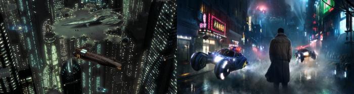 Tokyo e Blade Runner