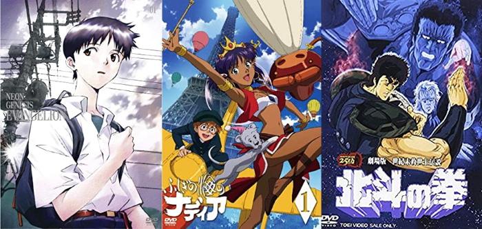 Storia dei cartoni animati giapponesi
