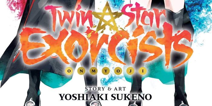 Manga di Twin star exorcists