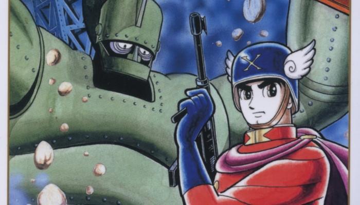 Big X di Osamu Tezuka