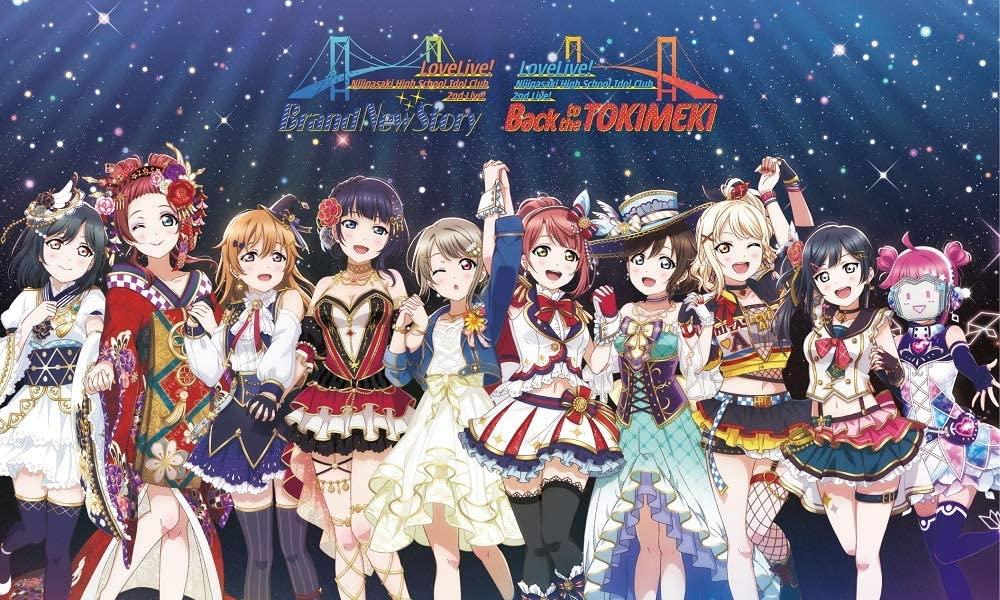 Doppiatrici dei personaggi Love Live Nijisaki idol Club