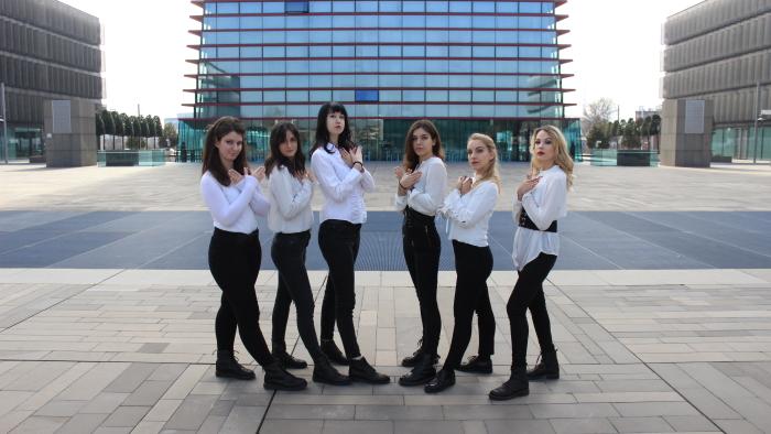 KJgirls crew di K-pop