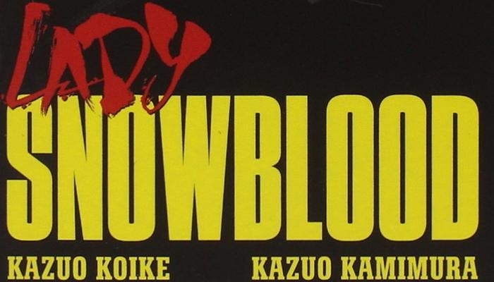 Lady Snowblood di Kazuo Kamimura