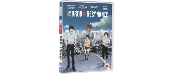Terror in Resonance anime giapponese